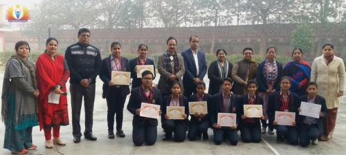 The Felicitation Ceremony by Anuvrat Nyas Institute (1)